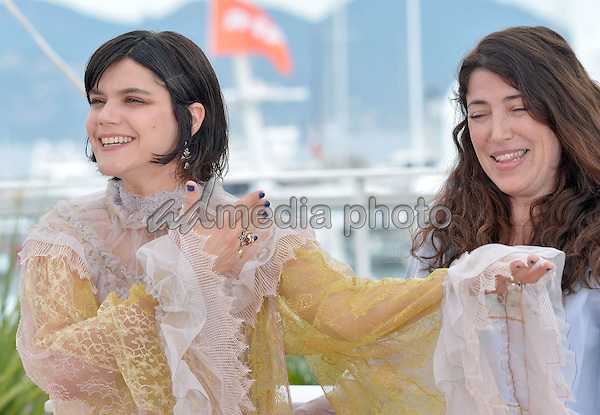 """Stephanie Sokolinski, SoKo attends the """"""""The Dancer (La Danseuse)"""" Photocall - The 69th Annual Cannes Film Festival in Cannes, France, 13th May 2016. Photo Credit: Timm/face to face/AdMedia"""
