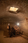 Underground Printing Press 58 Feet Underground