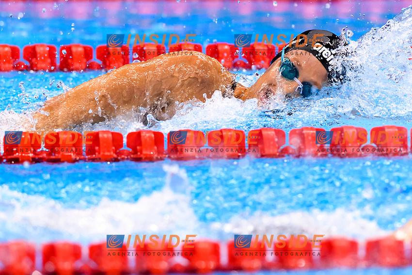 PELLEGRINI Federica ITA Women's 200m Freestyle <br /> Rio de Janeiro 08-08-2016 Olympic Aquatics Stadium <br /> Swimming Nuoto <br /> Foto Andrea Staccioli/Deepbluemedia/Insidefoto
