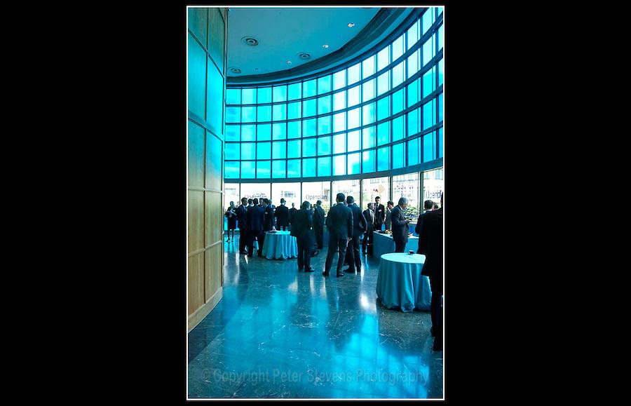 Barclays Bank - Cabot Hall - London - 29th May 2002