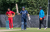 Cricket Scotland - Scotland V Namibia One Day International match at Grange CC today (Thur) - this match is the first of two ODI matches this week against Zimbabwe - Kyle Coetzer 50 - picture by Donald MacLeod - 15.06.2017 - 07702 319 738 - clanmacleod@btinternet.com - www.donald-macleod.com