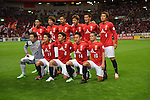 Urawa Reds Team Group line-up,.APRIL 3, 2013 - Football /Soccer : AFC Champions League 2013 Group F during Matchday-3,between Urawa Reds (JPN) 1-3 Jeonbuk Hyundai Motors FC (KOR) at Saitama Stadium 2002, Saitama, Japan . (Photo by Jun Tsukida/AFLO SPORT).