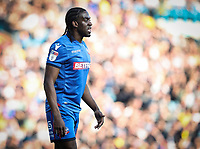 Bolton Wanderers' Clayton Donaldson <br /> <br /> Photographer Andrew Kearns/CameraSport<br /> <br /> The EFL Sky Bet Championship - Leeds United v Bolton Wanderers - Saturday 23rd February 2019 - Elland Road - Leeds<br /> <br /> World Copyright © 2019 CameraSport. All rights reserved. 43 Linden Ave. Countesthorpe. Leicester. England. LE8 5PG - Tel: +44 (0) 116 277 4147 - admin@camerasport.com - www.camerasport.com