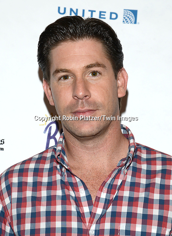 Richard H Blake attends the 28th Annual  Broadway Cares/ Equity Fights Aids Flea Market and Auction on September 21,2014 in Shubert Alley in New York City. <br /> <br /> photo by Robin Platzer/Twin Images<br />  <br /> phone number 212-935-0770