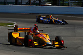 Verizon IndyCar Series<br /> IndyCar Grand Prix<br /> Indianapolis Motor Speedway, Indianapolis, IN USA<br /> Saturday 13 May 2017<br /> Ryan Hunter-Reay, Andretti Autosport Honda<br /> World Copyright: Phillip Abbott<br /> LAT Images<br /> ref: Digital Image abbott_indyGP_0517_5585