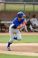 Wes Darvill - AZL Cubs - 2009 Arizona League.Photo by:  Bill Mitchell/Four Seam Images..