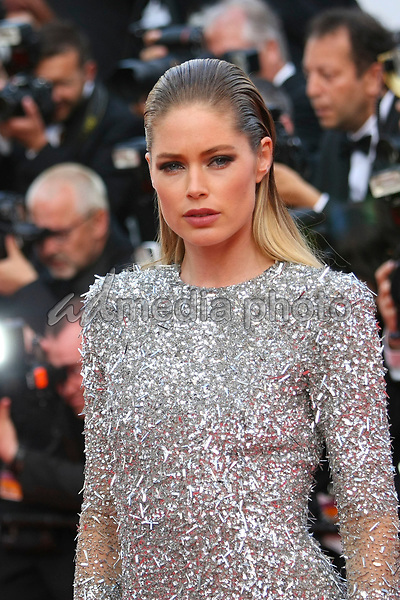 "24 May 2017 - Cannes, France - Doutzen Kroes . ""The Beguiled"" Premiere during the 70th Cannes Film Festival. Photo Credit: GeorgWenzel/face to face/AdMedia"