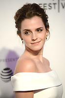 www.acepixs.com<br /> April 26, 2017  New York City<br /> <br /> Emma Watson arriving to the World Premiere of 'The Circle' at the 2017 Tribeca Film Festival on April 26, 2017 in New York City.<br /> <br /> Credit: Kristin Callahan/ACE Pictures<br /> <br /> <br /> Tel: 646 769 0430<br /> Email: info@acepixs.com