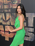 "Freida Pinto attends The 20th Century Fox L.A. Premiere of ""Rise of the Planet of The Apes"" held at The Grauman's Chinese Theatre in Hollywood, California on July 28,2011                                                                               © 2011 DVS / Hollywood Press Agency"
