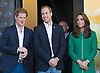 CATHERINE,  DUCHESS OF CAMBRIDGE, PRINCES WILLIAM AND HARRY<br /> presented Jerseys to the winners of Stage 1 of the 101st Tour de France, Harrogate_05/07/2014<br /> Mandatory Credit Photo: &copy;Dias/NEWSPIX INTERNATIONAL<br /> <br /> **ALL FEES PAYABLE TO: &quot;NEWSPIX INTERNATIONAL&quot;**<br /> <br /> IMMEDIATE CONFIRMATION OF USAGE REQUIRED:<br /> Newspix International, 31 Chinnery Hill, Bishop's Stortford, ENGLAND CM23 3PS<br /> Tel:+441279 324672  ; Fax: +441279656877<br /> Mobile:  07775681153<br /> e-mail: info@newspixinternational.co.uk