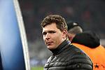 20.02.2018, Allianz Arena, M&uuml;nchen, GER, UEFA CL, FC Bayern M&uuml;nchen (GER) vs Besiktas Istanbul (TR) , im Bild<br />Thomas Dre&szlig;en (Gewinner Hahnenkamm-Abfahrt in Kitzb&uuml;hel)<br /><br /><br /> Foto &copy; nordphoto / Bratic