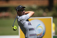 Ross Fisher (ENG) returns to defend his 2014 crown; caught  on the 4th tee during the practice day ahead of the Tshwane Open 2015 at the Pretoria Country Club, Waterkloof, Pretoria, South Africa. Picture:  David Lloyd / www.golffile.ie. 10/03/2015