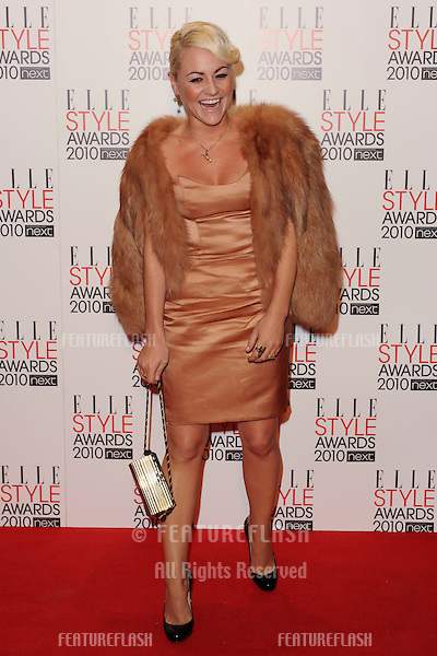 Jamie Winstone arriving for  the 2010 Elle Style Awards at the Connaught Rooms, London.  22/02/2010  Picture by: Steve Vas / Featureflash