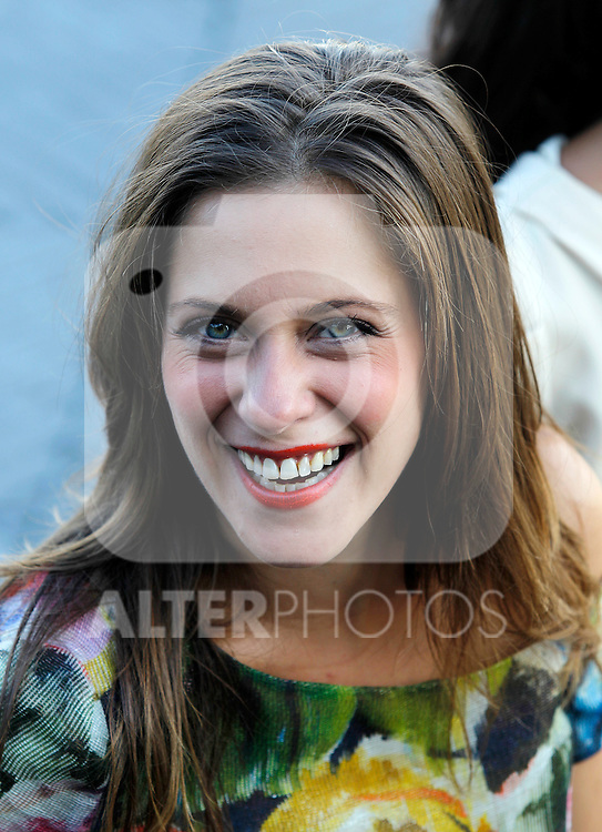 Spanish actress Maria Leon during the 59th San Sebastian Donostia International Film Festival - Zinemaldia.September 21,2011.(ALTERPHOTOS/ALFAQUI/Acero)