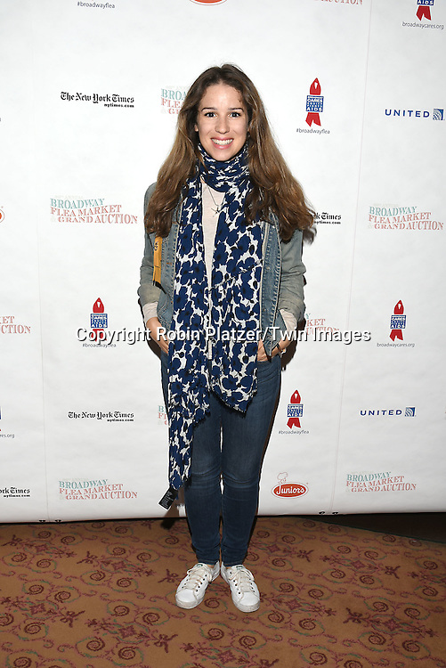 Chilina Kennedy attends the Broadway Cares/Equity Fights Aids Flea Market and Grand Auction on September 25, 2016 at the Music Box Theatre and in Shubert Ally in New York, New York, USA. <br /> <br /> photo by Robin Platzer/Twin Images<br />  <br /> phone number 212-935-0770