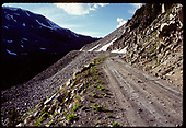 Alpine Tunnel roadbed<br /> D&amp;RGW  Alpine Tunnel, CO