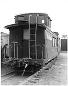D&amp;RGW long caboose #0503.<br /> D&amp;RGW  Alamosa, CO  Taken by Payne, Andy M. - 6/3/1969