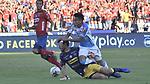 Independiente Medellín venció 3-1 a Junior (4-5 en el global). Final vuelta Liga Águila II-2018.