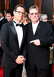 Fred Schepisi (R) and Guy Pearce at the 2008 AFI Awards from the Princess Theatre Melbourne Saturday 6th December 2008
