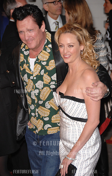Actress Virginia Madsen and her brother Micheal Madsen arrive on the red carpet for the world premiere of The Astronaut Farmer. .February 20, 2007  Los Angeles, CA.Picture: Paul Smith / Featureflash