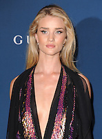 LOS ANGELES, CA - NOVEMBER 02: Rosie Huntington-Whiteley at  LACMA 2013 Art + Film Gala held at LACMA  in Los Angeles, California on November 2nd, 2012 in Los Angeles, CA., USA.<br /> CAP/DVS<br /> &copy;DVS/Capital Pictures