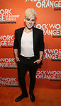 Misha Osherovich attends the Opening Night After Party for 'A Clockwork Orange'  at the New World Stages on September 25, 2017 in New York City.