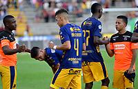 Deportes Tolima vs Deportivo Independiente Medellin, 05-05-2019. LA I_2019