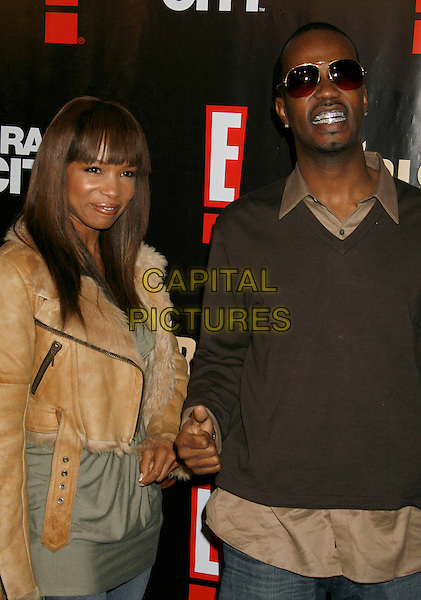 """ELISE NEAL.""""The Girls Next Door"""" Season 3 Launch Party held at The Playboy Mansion, Holmby Hills, California, USA,.27 February 2007..half length fringe.CAP/ADM/RE.©Russ Elliot/AdMedia/Capital Pictures."""