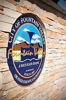 City Of Fountain Valley Orange County California