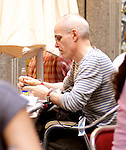 Zeljko Ivanek, an American Actor who starred in True Blood and The Event