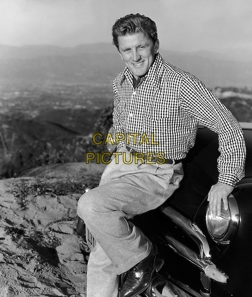 Kirk Douglas<br /> *Filmstill - Editorial Use Only*<br /> CAP/NFS<br /> Image supplied by Capital Pictures
