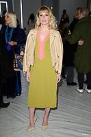 Hannah Arterton<br /> at the Jasper Conran show as part of London Fashion Week, London<br /> <br /> <br /> ©Ash Knotek  D3378  17/02/2018