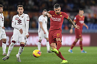 Aleksandar Kolarov of Roma<br /> Roma 5-1-2020 Stadio Olimpico <br /> Football Serie A 2019/2020 <br /> AS Roma - Torino FC <br /> Foto Antonietta Baldassarre / Insidefoto