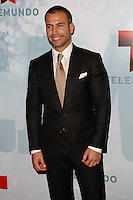 New York, NY -  May 13 :  Rafael Amaya attends Telemundo's 2014 Upfront in New York<br /> held at Jazz at Lincoln Center's Frederick P. Rose Hall<br /> on May 13, 2014 in New York City. Photo by Brent N. Clarke / Starlitepics