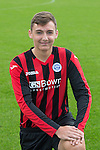 Morgan Reid, St Johnstone FC...Season 2014-2015<br /> Picture by Graeme Hart.<br /> Copyright Perthshire Picture Agency<br /> Tel: 01738 623350  Mobile: 07990 594431