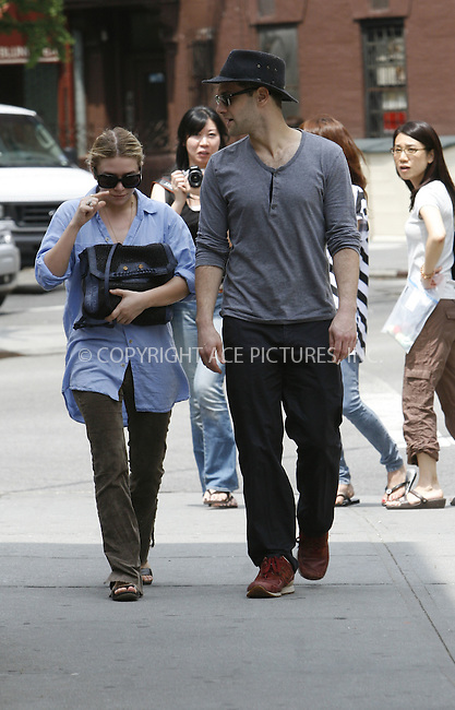 WWW.ACEPIXS.COM . . . . .  ....June 1 2010, New York City....Actress Ashley Olsen was seen walking with her boyfriend actor Justin Bartha in the East Village on June 1 2020 in New York City....Please byline: NANCY RIVERA- ACE PICTURES.... *** ***..Ace Pictures, Inc:  ..tel: (212) 243 8787 or (646) 769 0430..e-mail: info@acepixs.com..web: http://www.acepixs.com