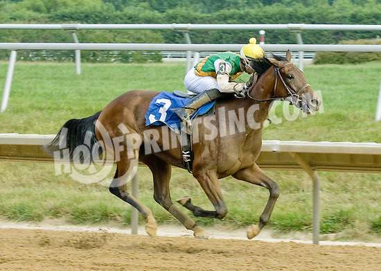 Final Escrow winning at Delaware Park on 7/9/12