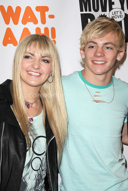 WWW.ACEPIXS.COM . . . . . .May 1, 2013...New York City...Rydel Lynch, Ross Lynch of R5 attend Move Your Body 2013 at Avenues World School on May 1, 2013 in New York City ....Please byline: KRISTIN CALLAHAN - ACEPIXS.COM.. . . . . . ..Ace Pictures, Inc: ..tel: (212) 243 8787 or (646) 769 0430..e-mail: info@acepixs.com..web: http://www.acepixs.com .