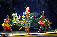 Polynesian Cultural Center, Laie, North Shore of Oahu