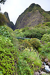 Iao Valley State Park, Maui, Hawaii