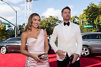 Golden Globe presenter Justin Hartley and Chrishell Stause attend the 76th Annual Golden Globe Awards at the Beverly Hilton in Beverly Hills, CA on Sunday, January 6, 2019.<br /> *Editorial Use Only*<br /> CAP/PLF/HFPA<br /> Image supplied by Capital Pictures
