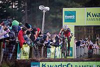 bunnyhoppin' Kevin Pauwels (BEL/Sunweb-Napoleon Games)<br /> <br /> GP Sven Nys 2015