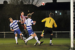 27/03/2012 - AFC Hornchurch Vs Margate - Ryman Premier League - The Stadium