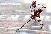 Troy Terry (DU - 19) - The University of Denver Pioneers defeated the University of Minnesota Duluth Bulldogs 3-2 to win the national championship on Saturday, April 8, 2017, at the United Center in Chicago, Illinois.