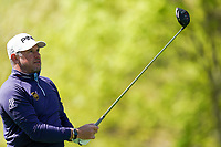 Lee Westwood (ENG) on the 10th tee during the 1st round at the PGA Championship 2019, Beth Page Black, New York, USA. 16/05/2019.<br /> Picture Fran Caffrey / Golffile.ie<br /> <br /> All photo usage must carry mandatory copyright credit (&copy; Golffile | Fran Caffrey)