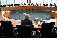 2015/06/12 Berlin | Politik | NSA-Untersuchungsausschuss