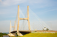 65095-02606 Bill Emerson Memorial Bridge over Mississippi River Cape Girardeau, MO