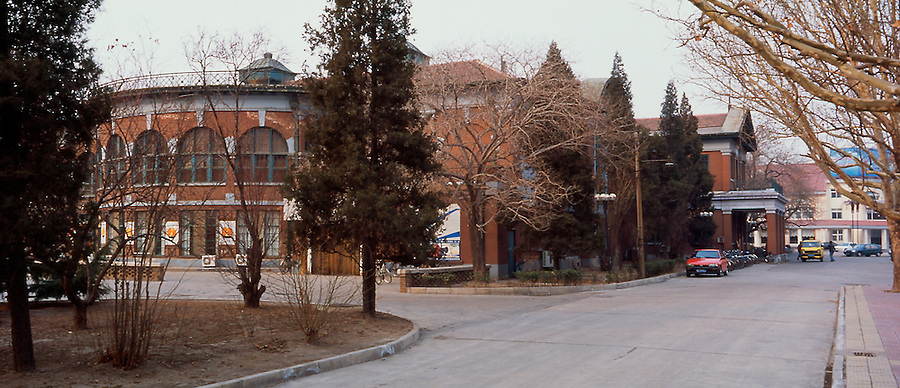 2002: The Club Photographed In January That Year.  At The Time, A Tea Dance Was In Full Swing In The Ballroom (Located On The Upper Floor).<br />