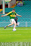 Alan Fitzgerald scores a penalty against Limerick in the Munster Junior Championship Semi final held in the Gaelic Grounds last Saturday.penalty