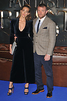 Jacqui Ainsley and Guy Ritchie at the &quot;Fantastic Beasts and Where to Find Them&quot; European film premiere, Odeon Leicester Square cinema, Leicester Square, London, England, UK, on Tuesday 15 November 2016. <br /> CAP/CAN<br /> &copy;CAN/Capital Pictures /MediaPunch ***NORTH AND SOUTH AMERICAS ONLY***